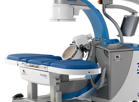当院が導入したESWL治療装置